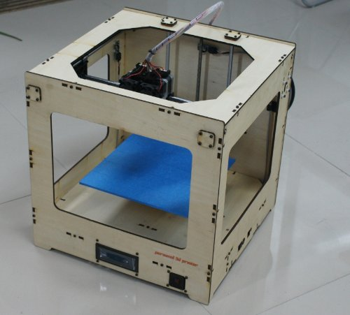 Jet open Source 3D printer